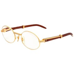 Cartier Vintage Giverny Palisander Sunglasses