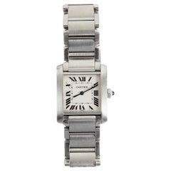 Cartier Watch Tank Francaise
