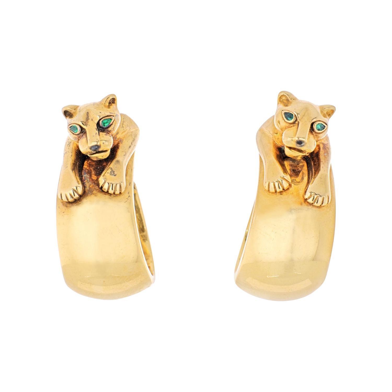 Panthère Earrings