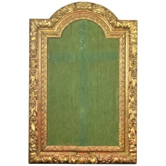 Carved and Gilded Wood Frame, 18th Century
