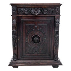 Carved Cabinet, France, circa 1910