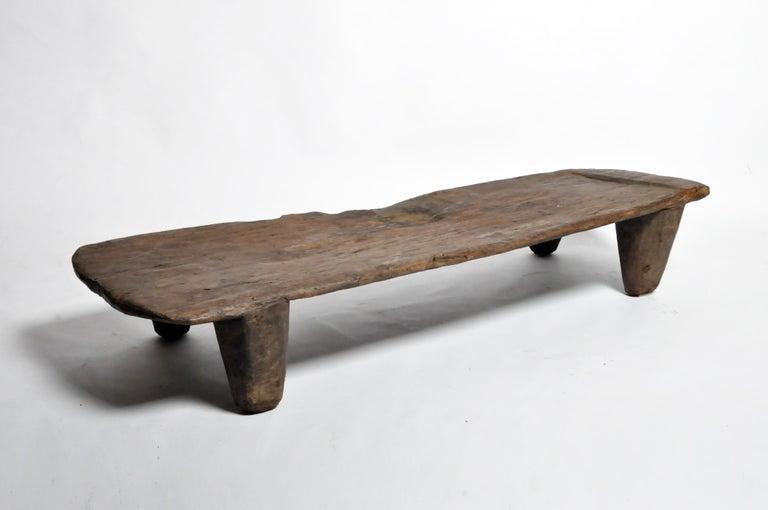 Carved Naga Day Bed For Sale 8