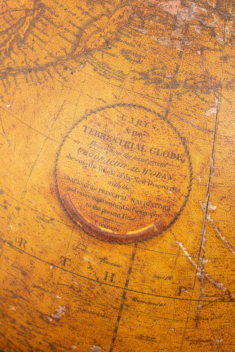 Cary Globe, London, circa 1830 For Sale 8