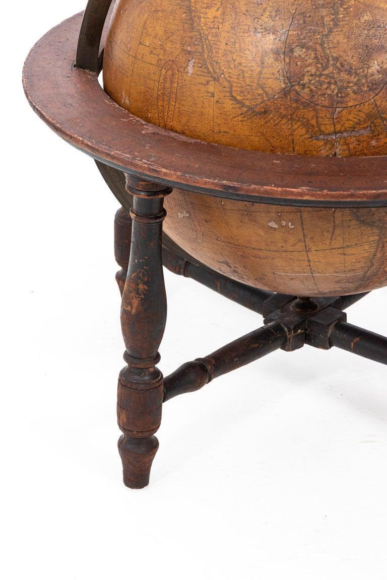 English Cary Globe, London, circa 1830 For Sale