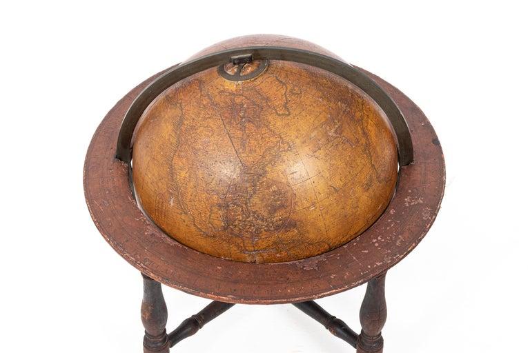 Mid-19th Century Cary Globe, London, circa 1830 For Sale