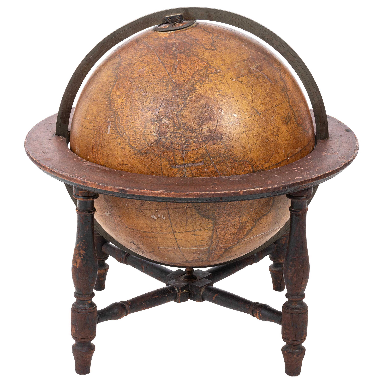 Cary Globe, London, circa 1830