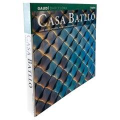 Casa Batllo Barcelona, Gaudi Book by Lahuerta, Juan Jose