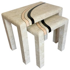 Casa Bique, Robert Marcius, Nesting Tables