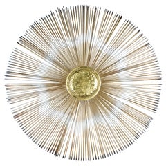 Casa Devall Sunburst Wall Sculpture