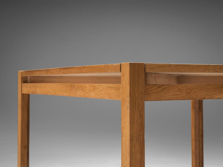 Jordi Casablanca Muntañola Dining Set in Pine with 'S5' Armchairs For Sale 1