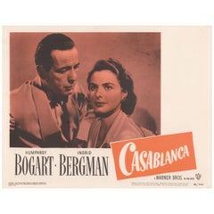Casablanca Original U.S. Scene Card