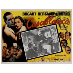 """Casablanca"" R1990s Mexican Scene Card"