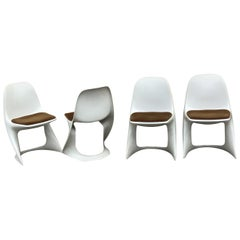 Casalino Chairs by Alexander Begge for Casala, 1970s Chairs