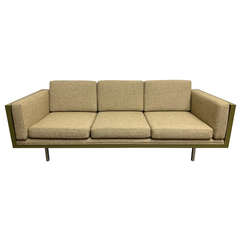 """Case"" Sofa by Milo Baughman for Thayer Coggin For Sale"