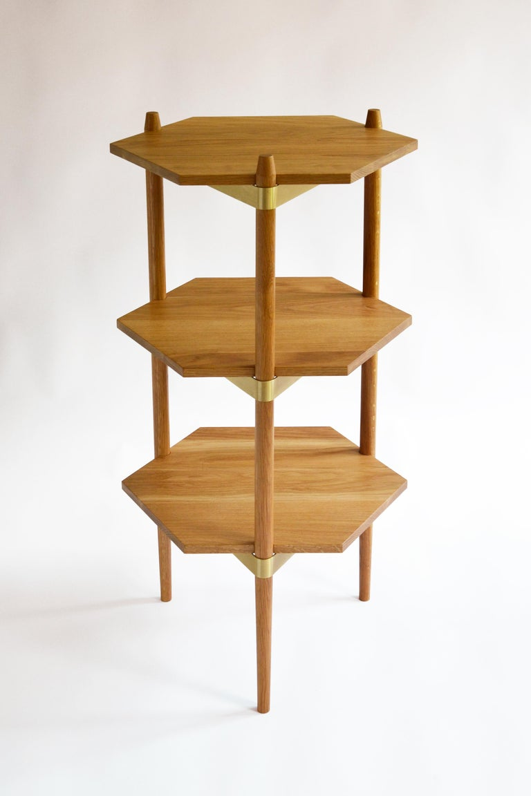 """""""Shelving can be the most mundane thing you own, or it can be the beautiful bones of a room, as pleasing to see as anything it displays. Casey Lurie's Primo system would be the latter."""" William L. Hamilton, The Wall Street Journal  The Primo"""
