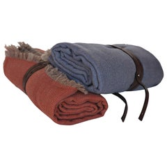 Cashmere Travel Throws