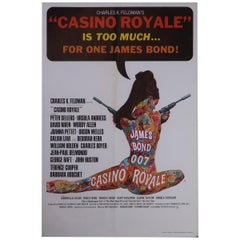 Casino Royale, 1967 Poster
