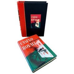 Casino Royale, First Edition, Signed by Ian Fleming in Dust Jacket, 'Bond', 1954