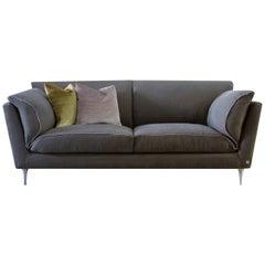 Casquet Beige Sofa by DDP Studio