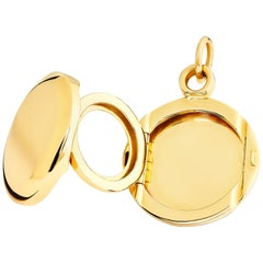 Cassandra Goad Annie Gold Locket
