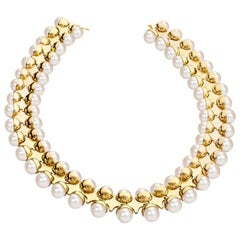 Cassandra Goad La Quintessenza Pearl Necklace