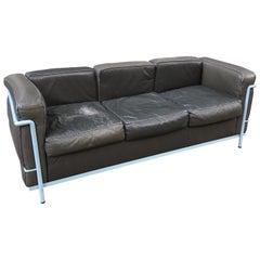 LC 2 Three-Seat Sofa