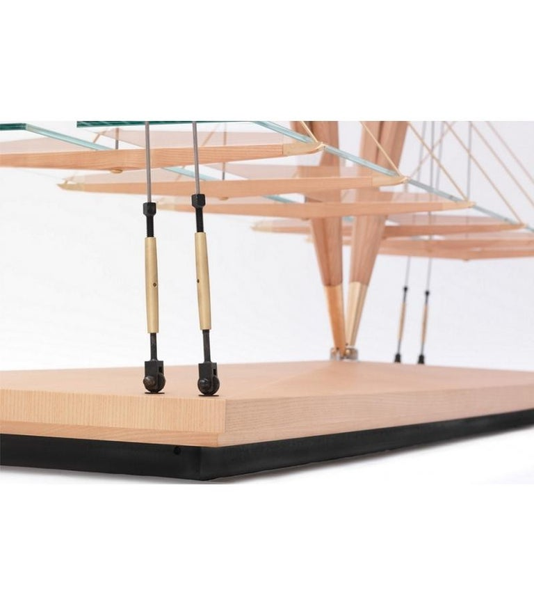 Modern Cassina Veliero Bookcase in Ash by Franco Albini For Sale