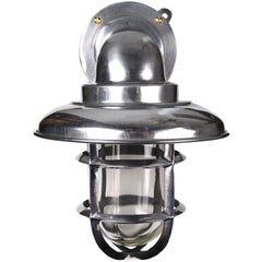 Cast Aluminium Nautical Sconce