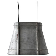 "Cast-aluminum Pendant Light, ""O zero,"" S by Buzao"