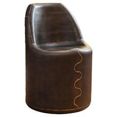 Bronze Vein Chair by Chen Chen & Kai Williams, Cast Iron