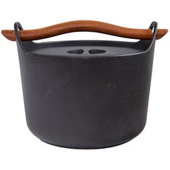 Cast Iron Cooking Pot by Timo Sarpaneva