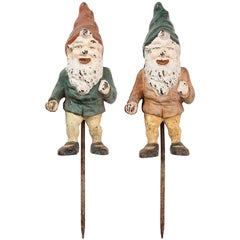 Cast Iron Gnomes