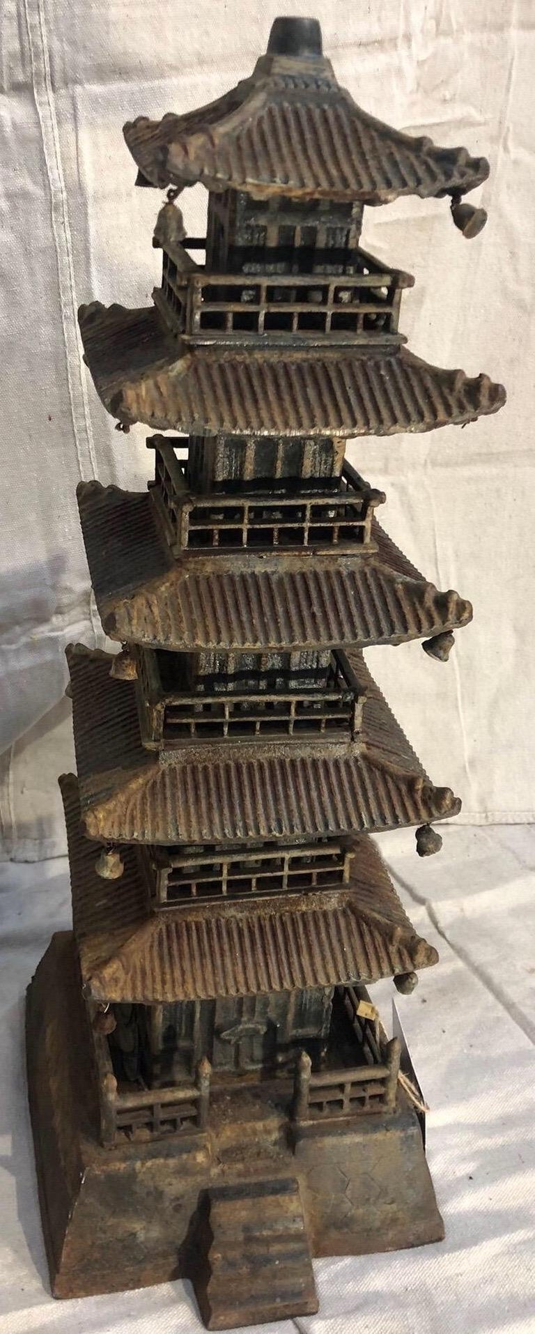 Cast Iron Pagoda For Sale 5