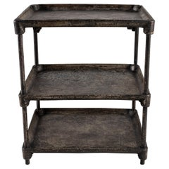 Cast Iron Tradesman Shelf