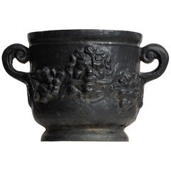 Cast Iron Urn Produced in Sweden