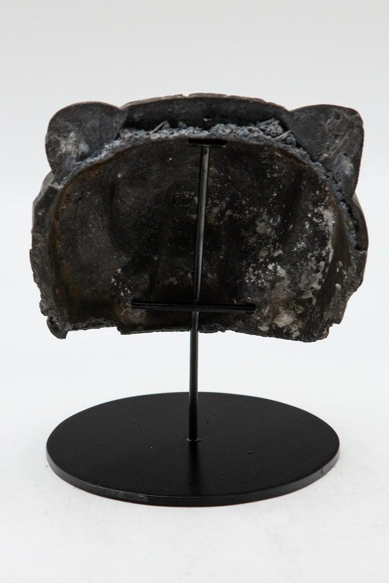 Cast Metal Lion Head For Sale 1
