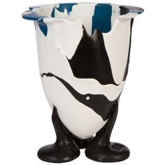Cast Resin Vase by Gaetano Pesce