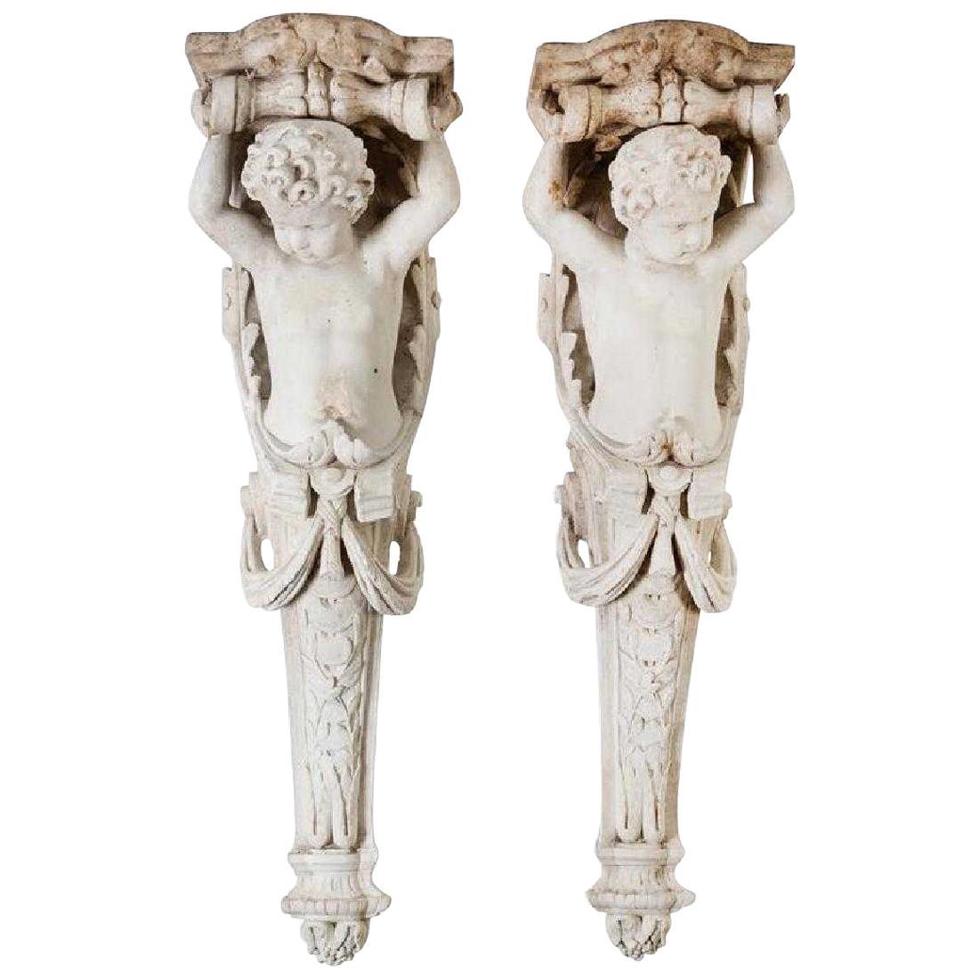 Cast Stone Corbels