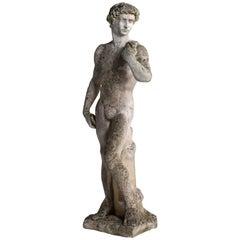 Cast Stone Statue, France, circa 1900