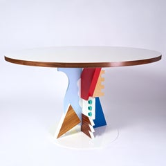 Castellary Table by Frederik Smits