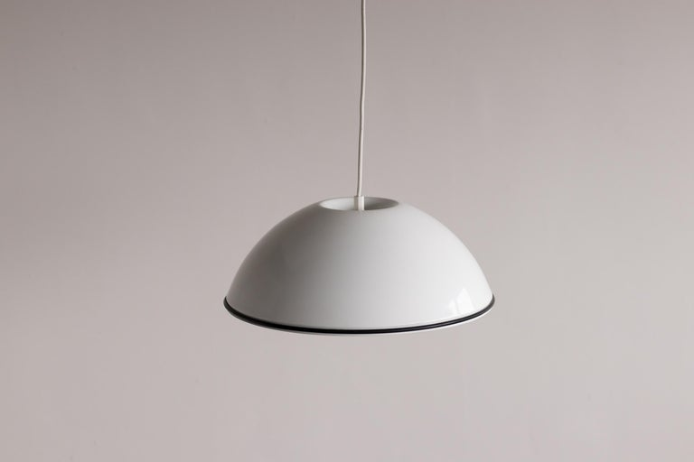 Castiglioni Relemme Pendant Lamp Flos, Italy, 1962 In Good Condition For Sale In Dronten, NL
