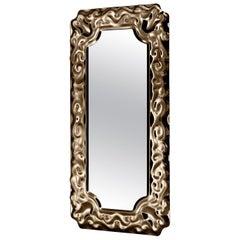 Castle Bronze Mirror