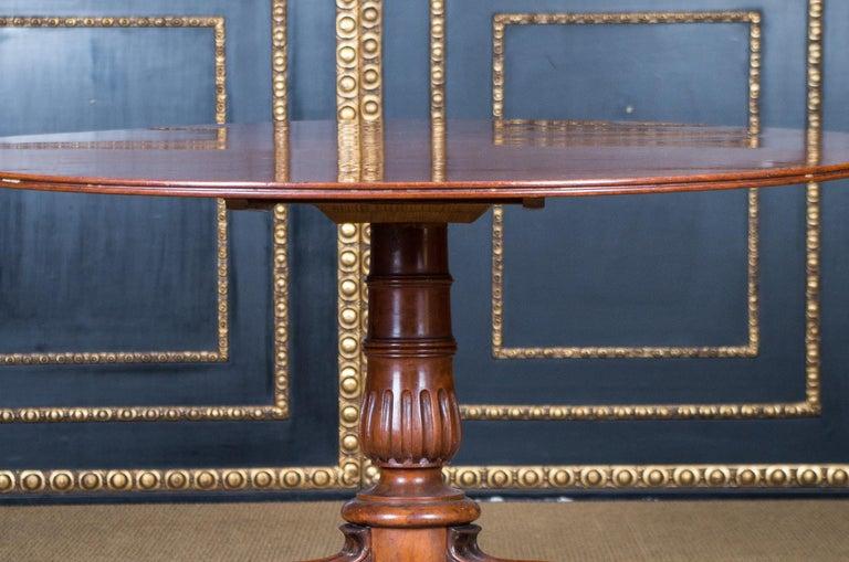 Castle Furniture Biedermeier Table K. F. Schinkel Castle King Palace For Sale 7