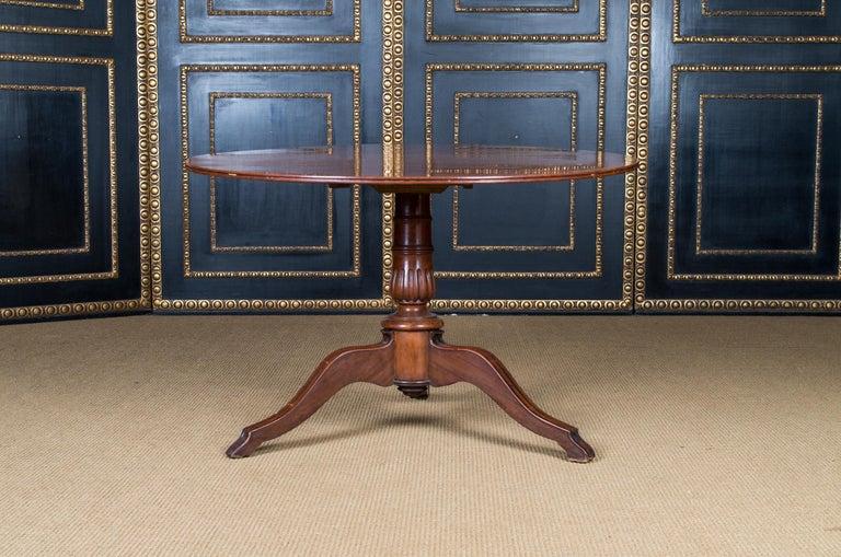 Woodwork Castle Furniture Biedermeier Table K. F. Schinkel Castle King Palace For Sale