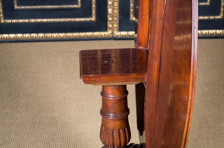 Castle Furniture Biedermeier Table K. F. Schinkel Castle King Palace For Sale 2