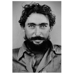 Castro Rebel, Matanzas, Cuba, 1959, Raymond Jacobs Archival Photograph