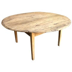 Catalan Primitive Round Table
