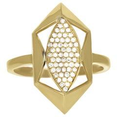Catalina Ring Gold