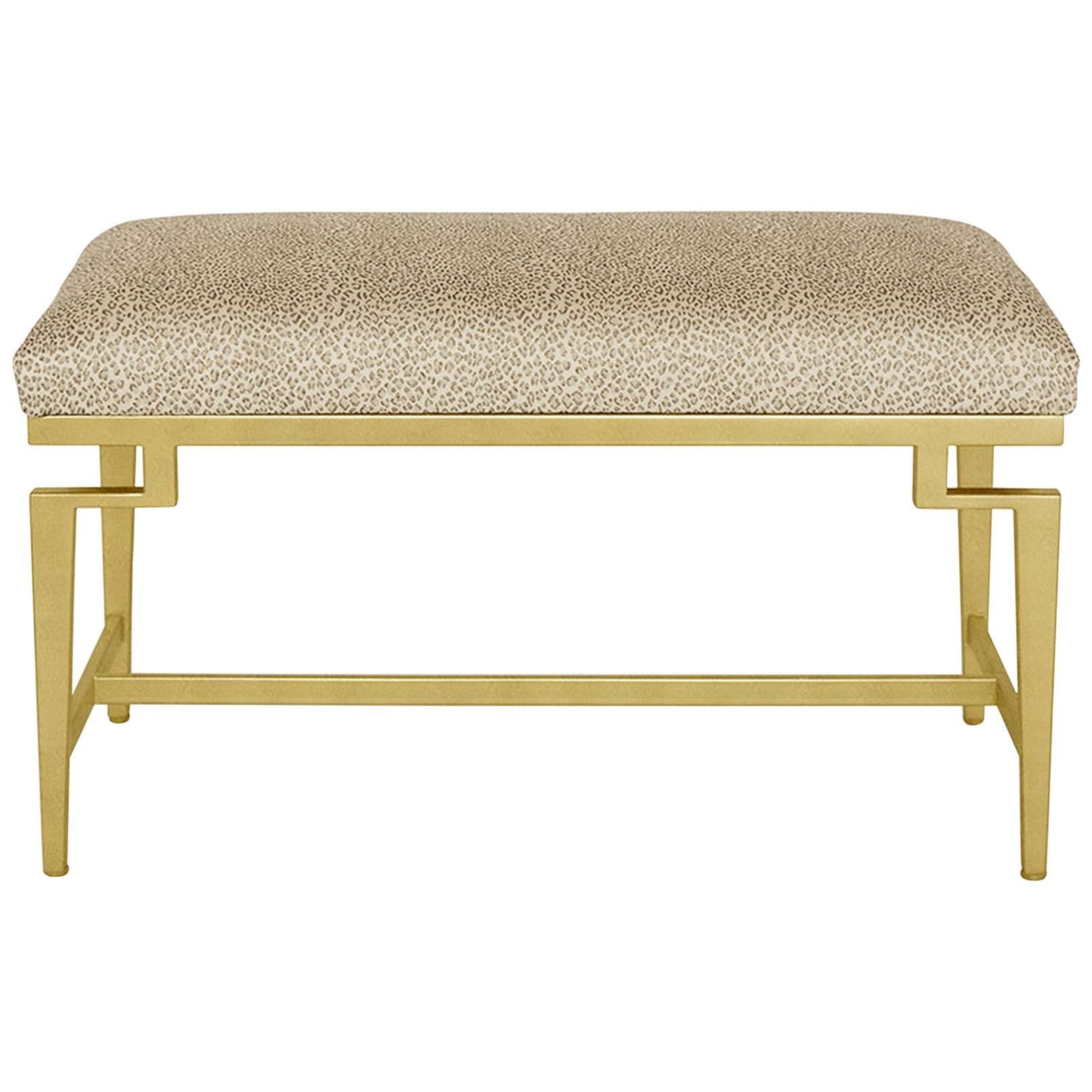 Gold Leaf Seating - 157 For Sale at 1stdibs