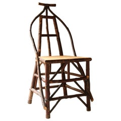 """CATALPA"" Chair, Christian Astuguevieille"